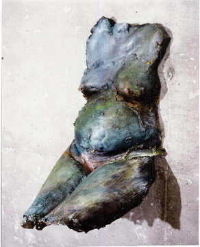 Reclining Female 2